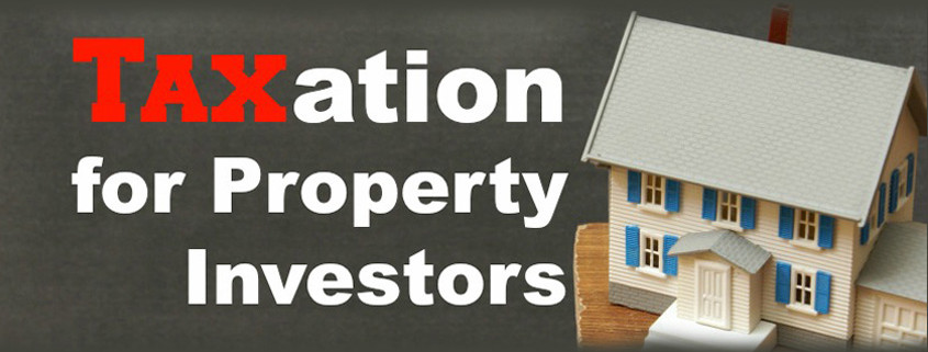 a conceptual image related to property investment