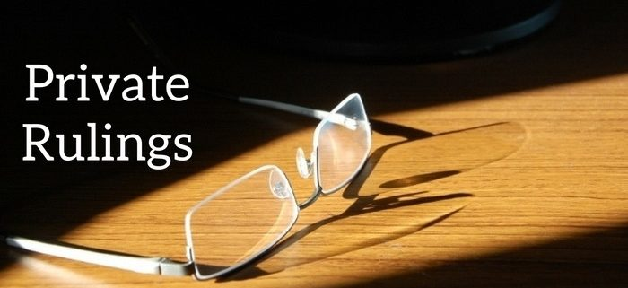 A pair of reading glasses laid on a table